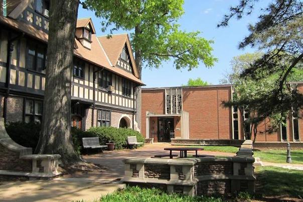 Blewett Hall