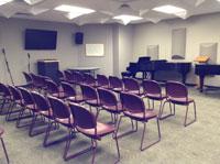 piano room 113