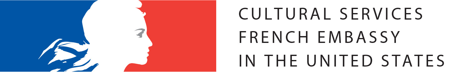 Logo of the Cultural Services French Embassy in the United States