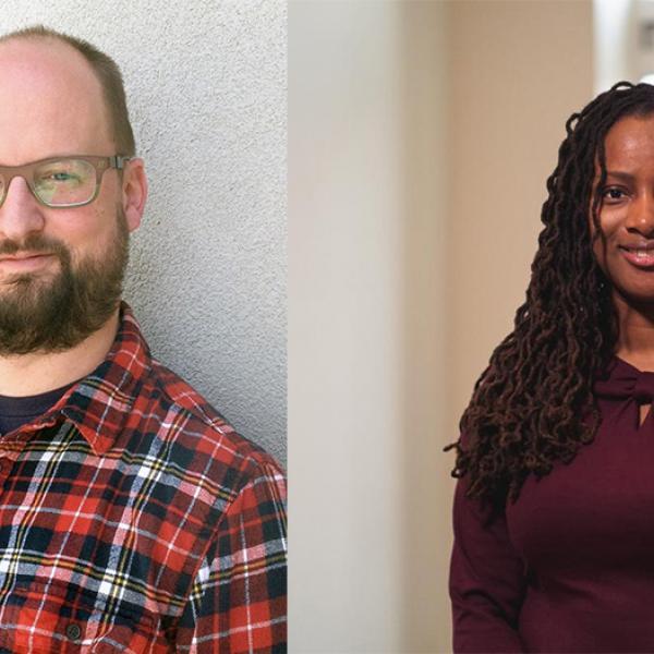 Department of Music Lecture: WashU Faculty Patrick Burke & Lauren Eldridge Stewart