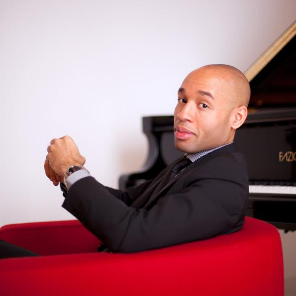 Masterclass with Aaron Diehl, piano