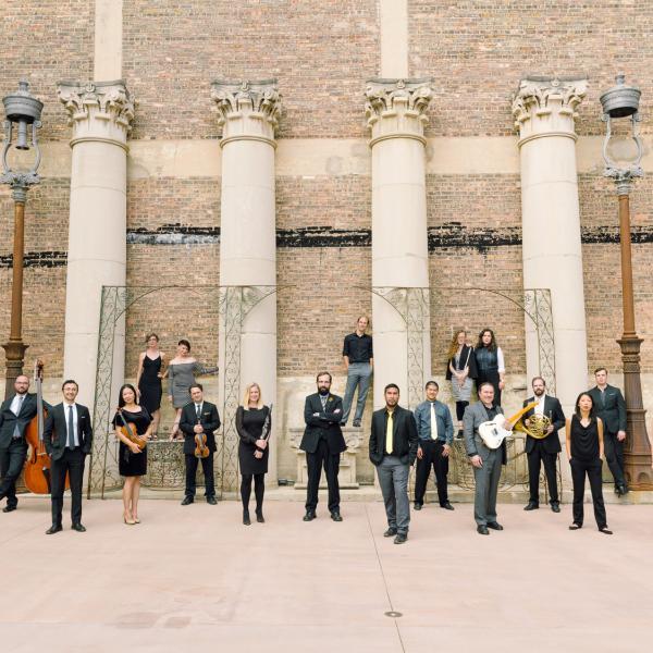 Ensemble Dal Niente with Ken Vandermark