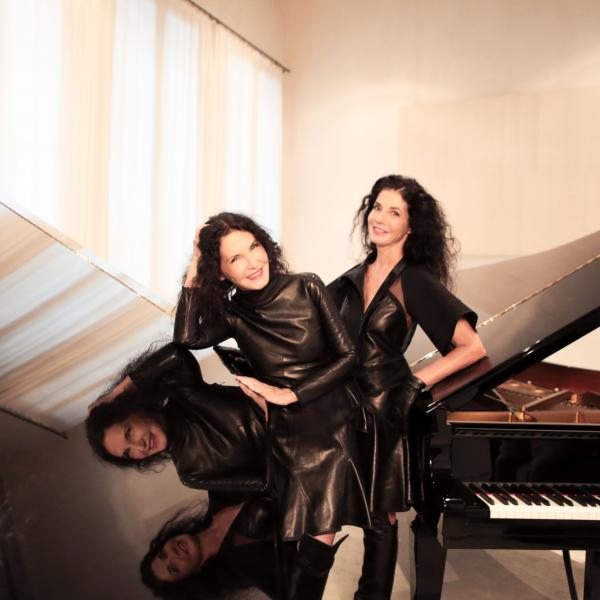 Great Artists Series 18-19: Katia and Marielle Labèque, pianos
