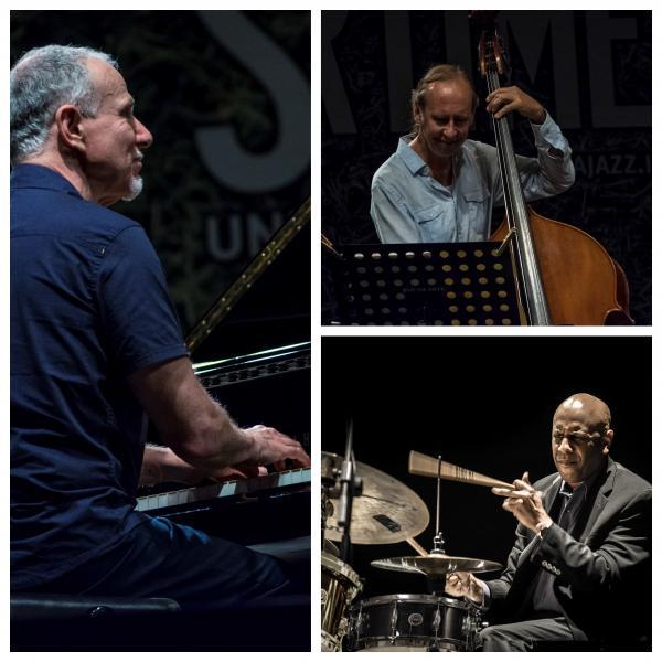 Marc Copland Trio with  Drew Gress & Billy Drummond