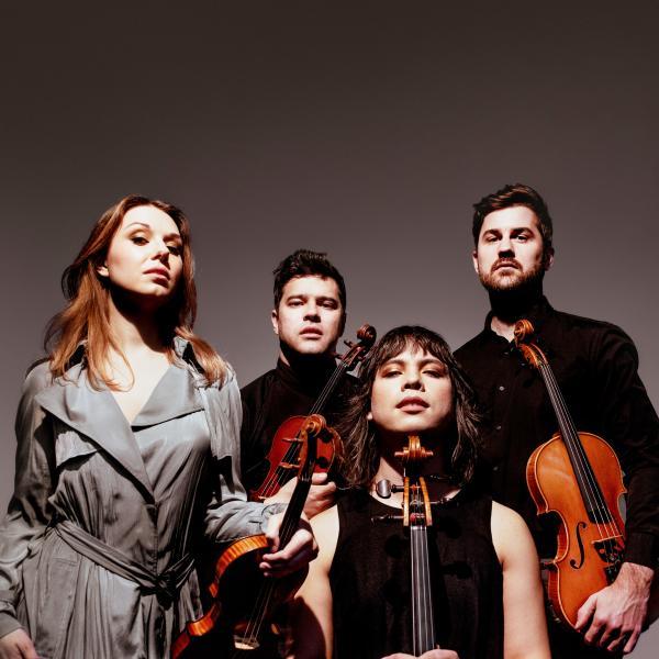 Great Artists Series '22: Attacca Quartet