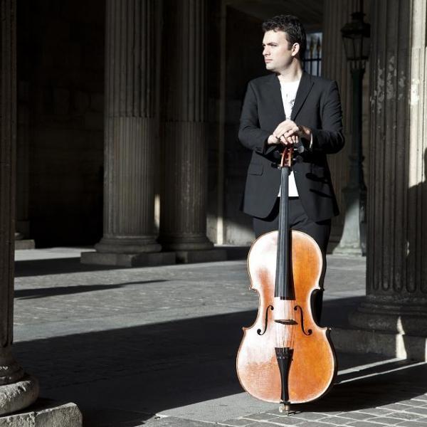 "Symphony Orchestra: ""Sir Elgar"" featuring  Sébastien Hurtaud, cello"