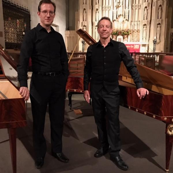 DUC Chamber Music Series: Four-handed conversations: fortepiano duos and duets by Haydn and Mozart