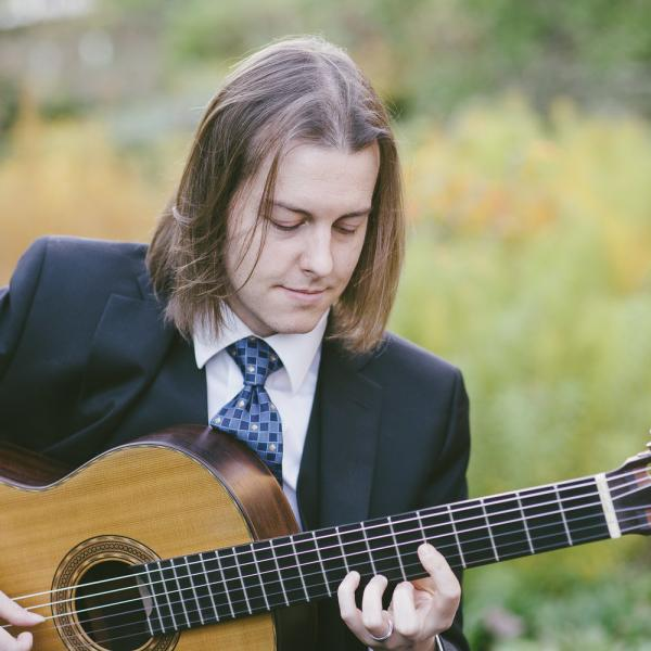 W. Mark Akin, faculty recital, guitar