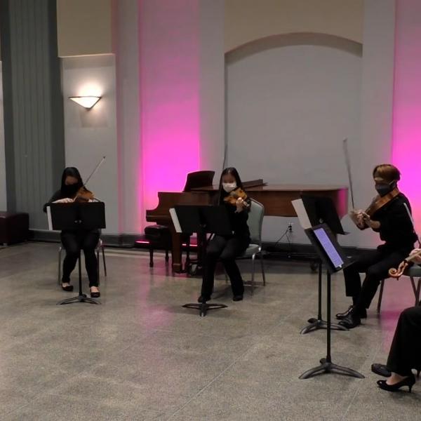 Chamber Music Division Recital