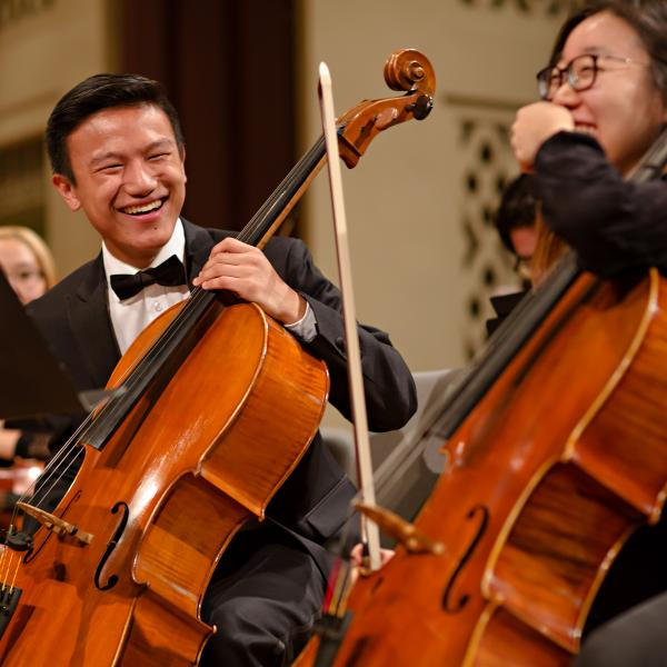 "Symphony Orchestra - ""Triumph and Landscapes"""