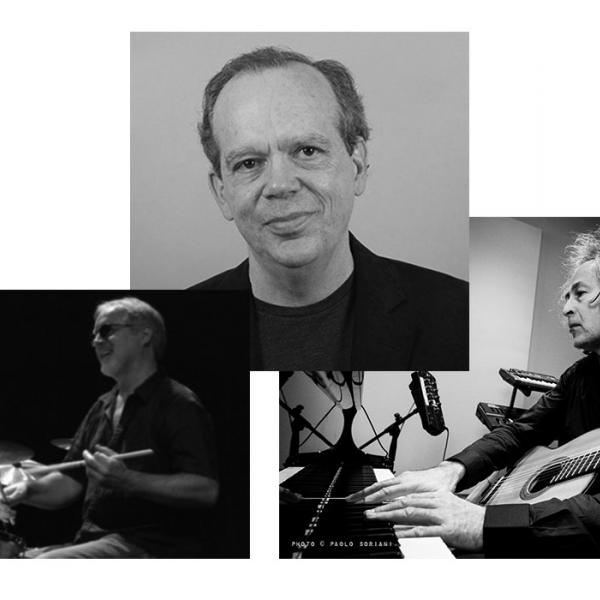 Jazz at Holmes: 'In the Midst'  -  Paul DeMarinis, William Lenihan with special guest artist Paul Wertico