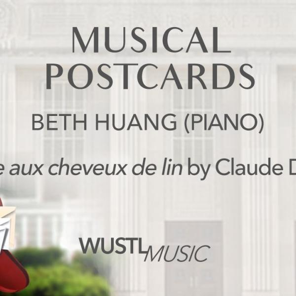 Musical Postcards #8 with Beth Huang
