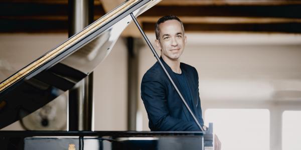 Masterclass with Inon Barnatan, piano