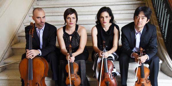 Great Artists Series 19-20: Jupiter String Quartet