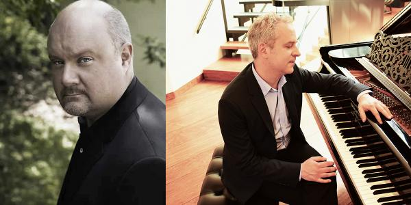 Great Artists Series 19-20: Randall Scarlata, baritone & Jeremy Denk, piano