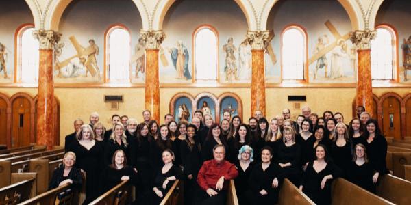 The Saint Louis Chamber Chorus:  We Are The Music Makers – music of Monteverdi, Vivaldi and Melissa Dunphy