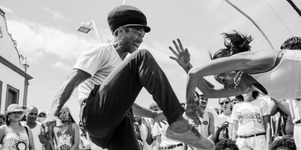 Lecture/Demonstration: Afro-Brazilian Music and Dance of Backlands Bahia