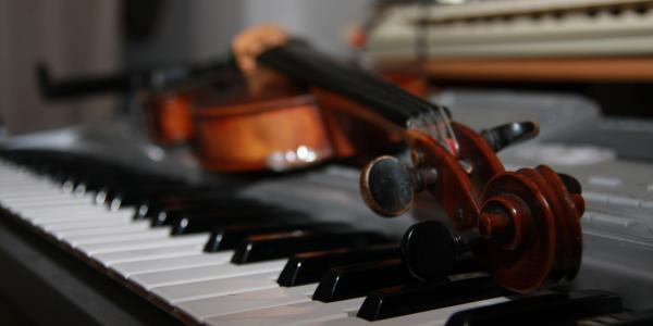 Strings and Chamber Music Division Recital