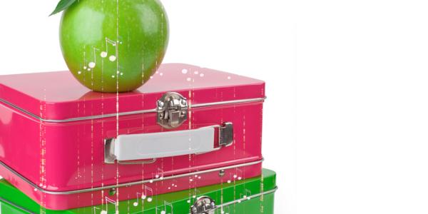 Musical Lunch Box