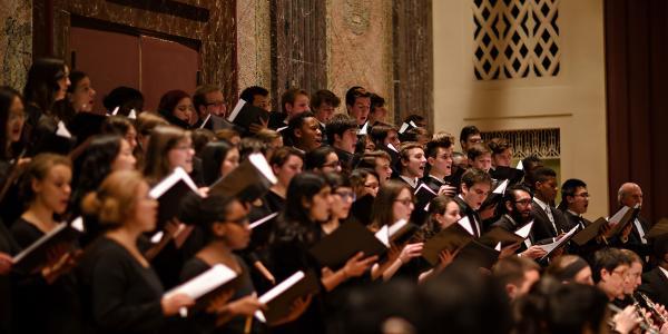Chamber Choir Holiday Concert
