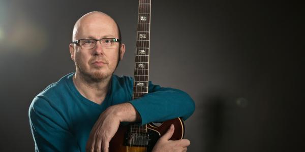 Vince Varvel, faculty recital, jazz guitar