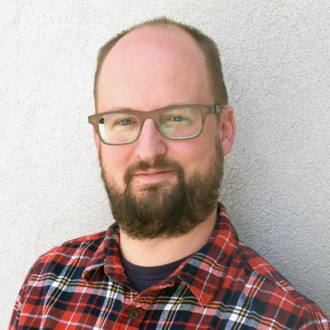 Headshot of Patrick Burke